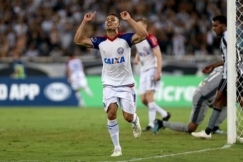 Botafogo-Rj x Bahia - Copa Sul-americana 2018 por Felipe Oliveira