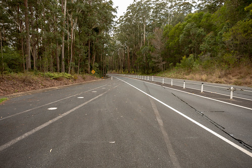Pine Creek Way Former Alignment