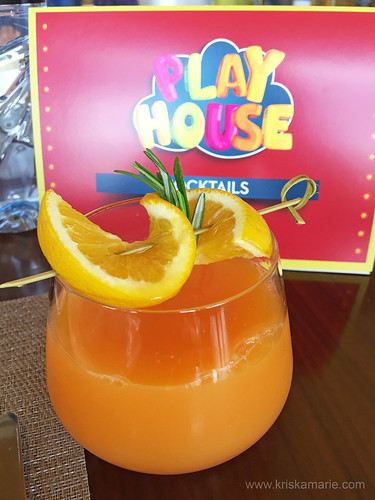 Citrus Sunburst Mocktail
