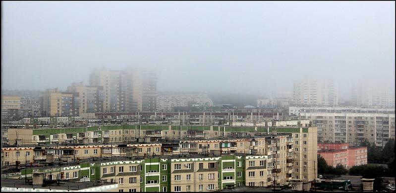 Челябинск 3766 Туман.