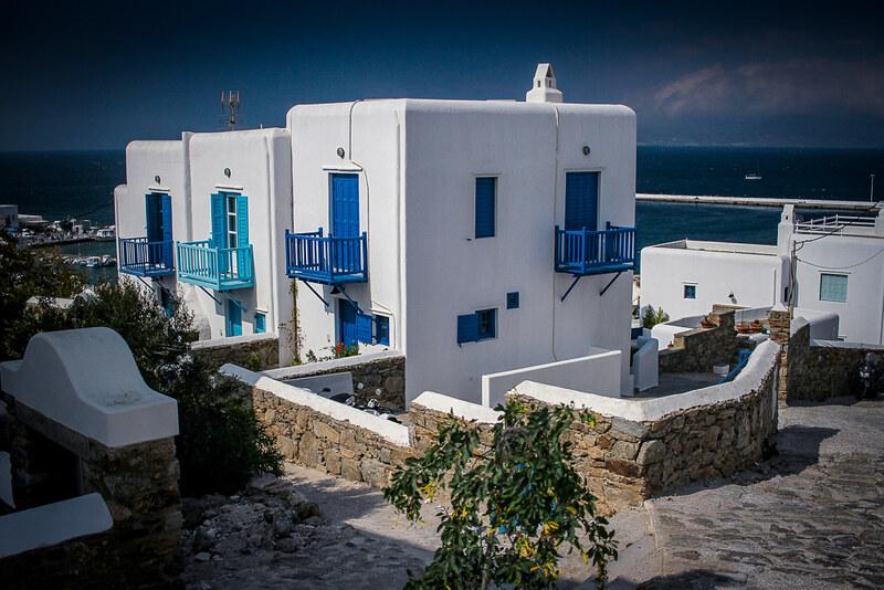 casas de alquiler en Mykonos