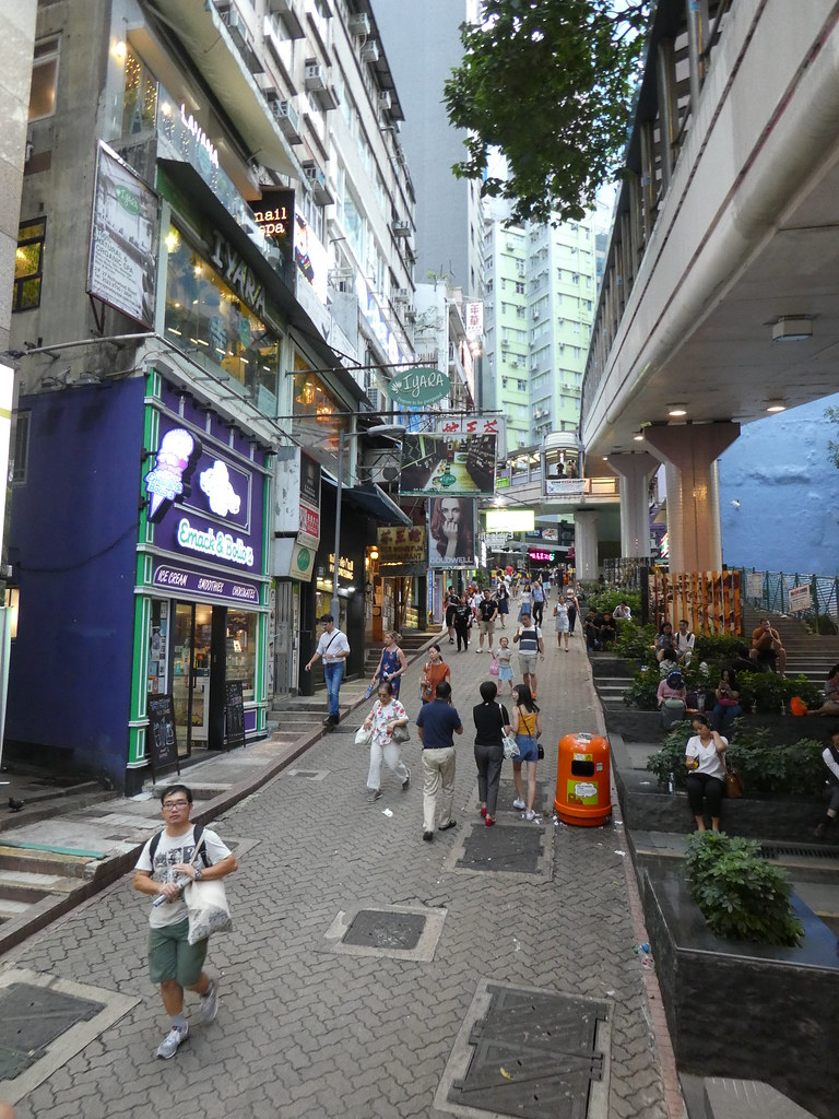SoHo (South of Hollywood Road), Hong Kong