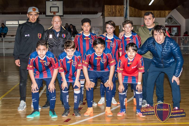 Torneo de Futsal AFA 2018 [Futsal] Victoria vs San Isidro - 27/10/18