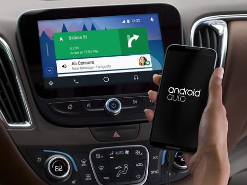 Google muốn đem Android lên hàng triệu chiếc ô tô