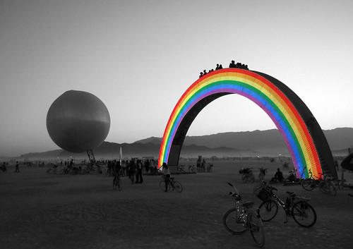 Rainbow Arch (0303A)