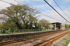 Kawasaki-Shimmachi train station
