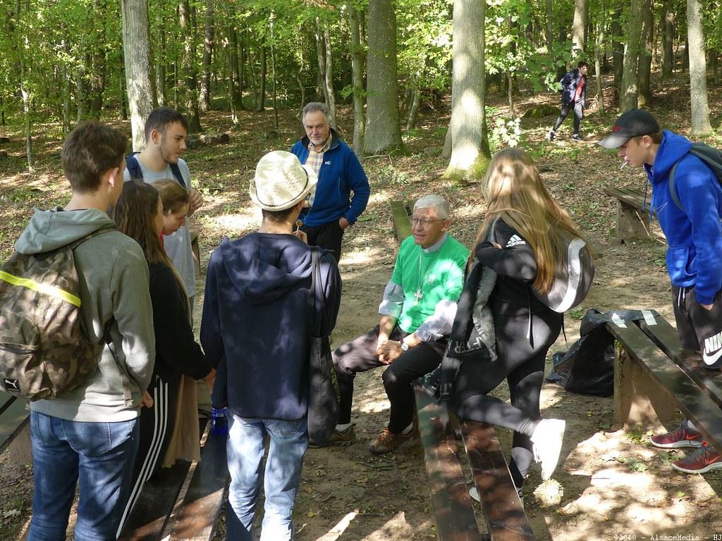 Visite Pastorale Wissembourg