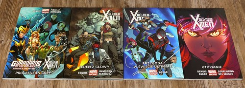 All-New X-Men 5-7