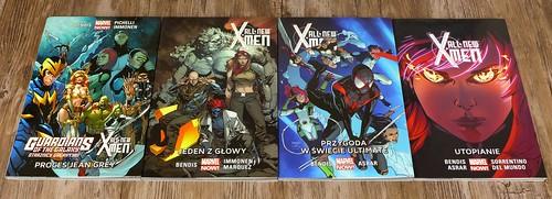 All-New X-Men 5-7