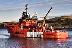 Esvagt Capri - Aberdeen Harbour Scotland - 21/10/18