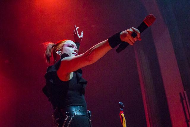 Garbage @ Lincoln Theatre, Washington DC, 10/21/2018