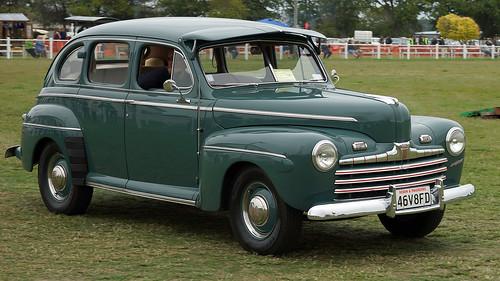 1946 Ford V8 Classic Car.