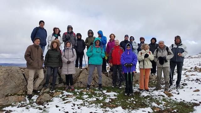 CDMS - Ruta de senderismo y homenaje al médico rural en Escurial de la Sierra