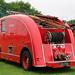 British 1955 Bedford S B Fire Engine