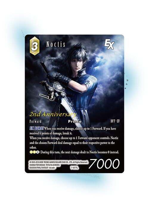 FF Opus Card