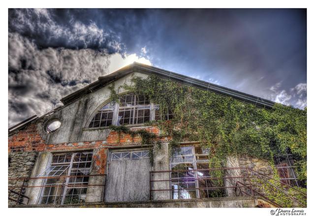 Abandoned Tewksbury Mental Hospital