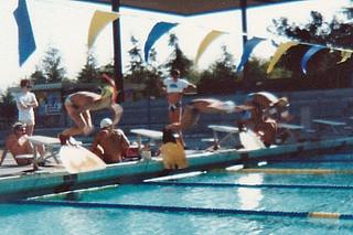 1981 TWG Sports Finswimming