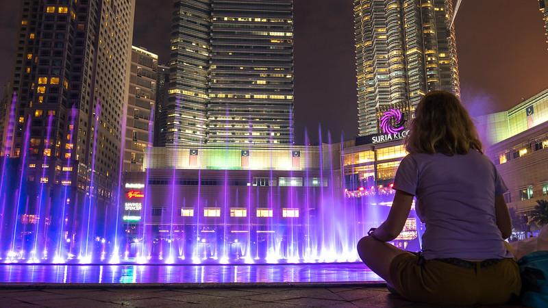 Simfoni Lake, KLCC park, Kuala Lumpur, Malaysia