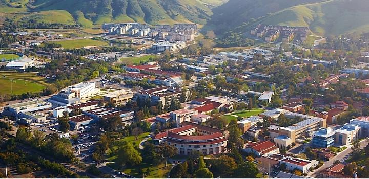 Cal Poly Campus Photo Tour