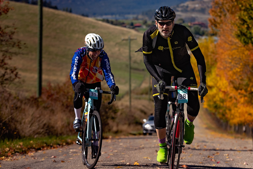 The Intrepid Stage Ride Okanagan 2018 - Day Two
