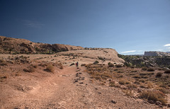 Trail to Delicate Arch, ANP