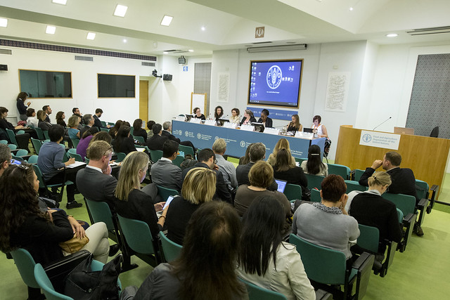 CFS 45 - Side Event 27: Boosting the role of farmers in fairer and more sustainable value chains