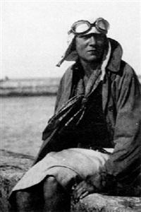 Autorretrato de Yvonne Chevalier en 1930