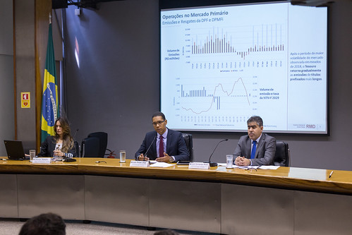 26/10/2018 Tesouro divulga Relatório Mensal da Dívida de setembro
