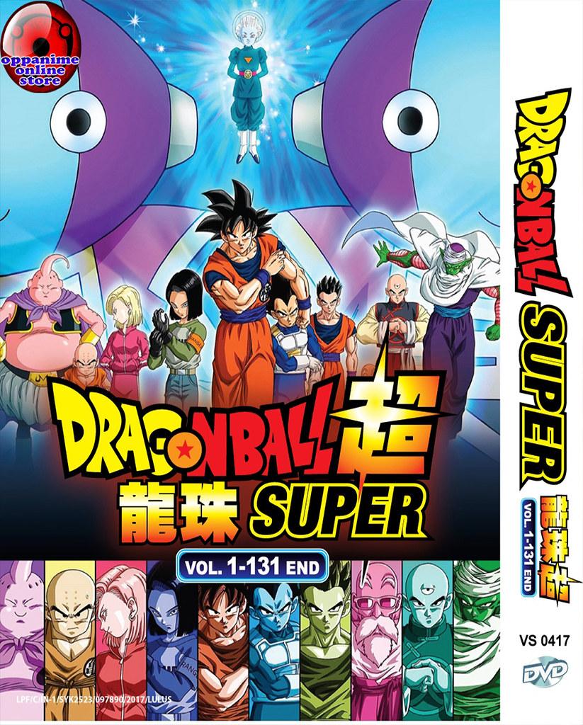 Dragon Ball Super Complete Box Set Vol.1-131