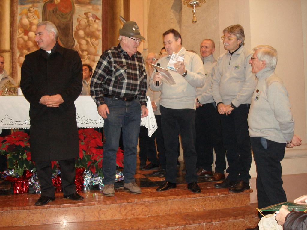 Concerto di Natale 2016 a Venegono Superiore