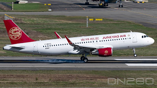 Juneayo Air A320-214 msn 8585