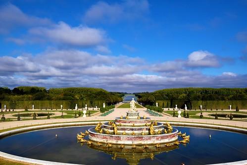 Fontaine des Jardins de Versailles