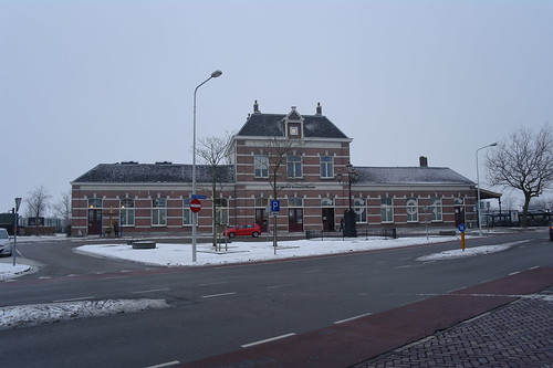 Station Sneek (Snits)