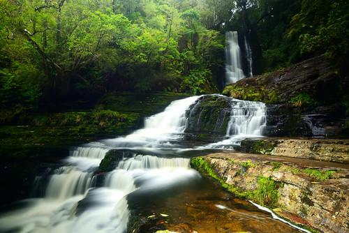 Maclean Falls NZ