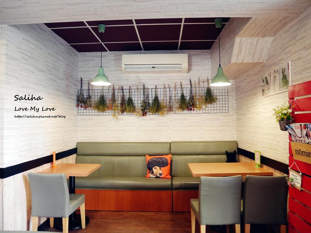台北行天宮站附近餐廳美食咖啡館早午餐推薦遇見美好下午茶蛋糕 (4)