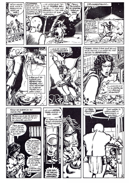 Conan de Roy Thomas y Barry Windsor Smith 04 -03- Villanos en La Casa -02