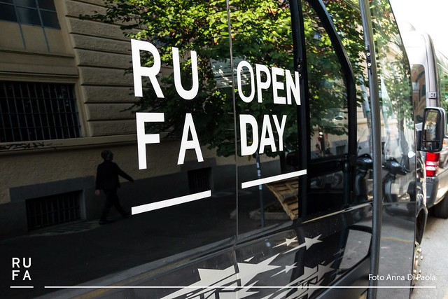RUFA Open Day - Settembre 2018