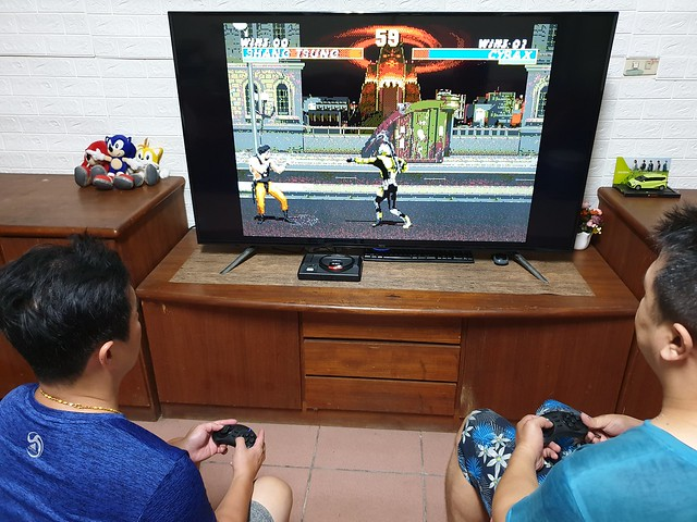 「SEGA MD 復古遊戲機」經典再現感動滿載,內建85款經典遊戲/電視遊樂器 - 39