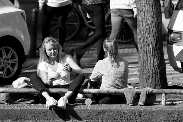 Lunchtime, Canon EOS 60D, Canon EF 70-300mm f/4-5.6L IS USM