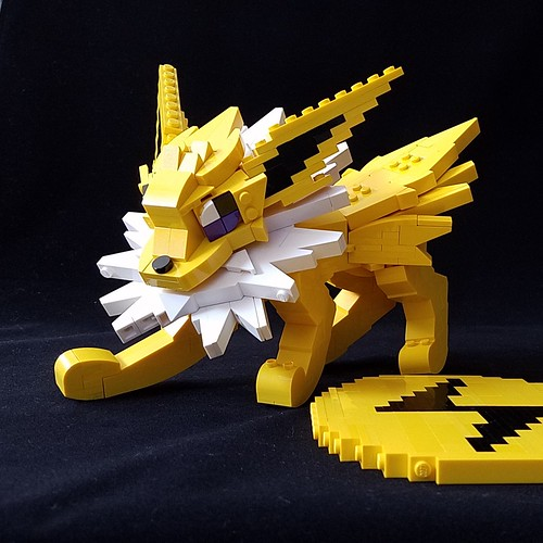 Pokemon Jolteon