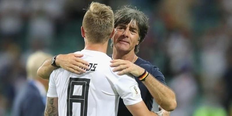 Kroos Emosi Dengan Ballack Karena Kritik Loew