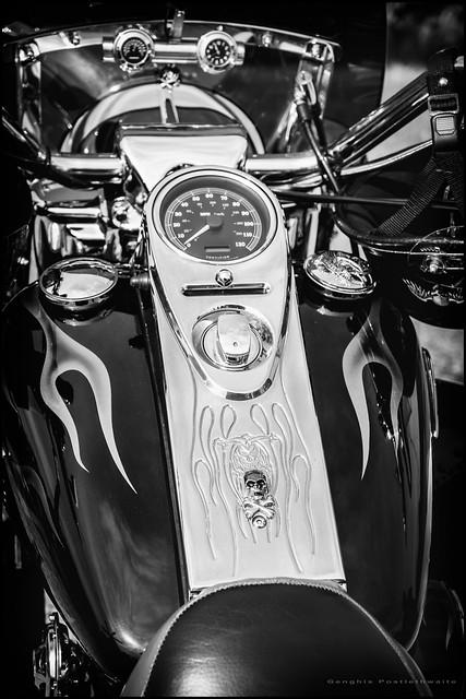Harley trike (Explored)