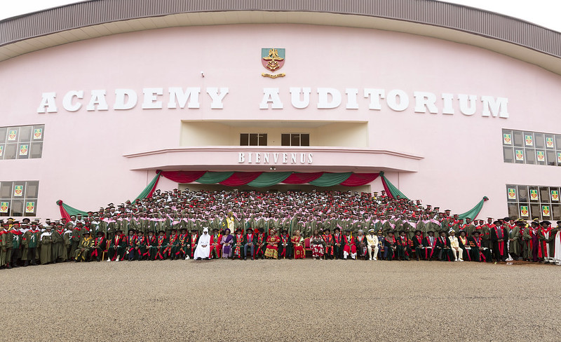 Graduation Ceremony of the Nigerian Defence Academy in Kaduna State