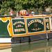 Canal Boat Alexandra at Devizes.
