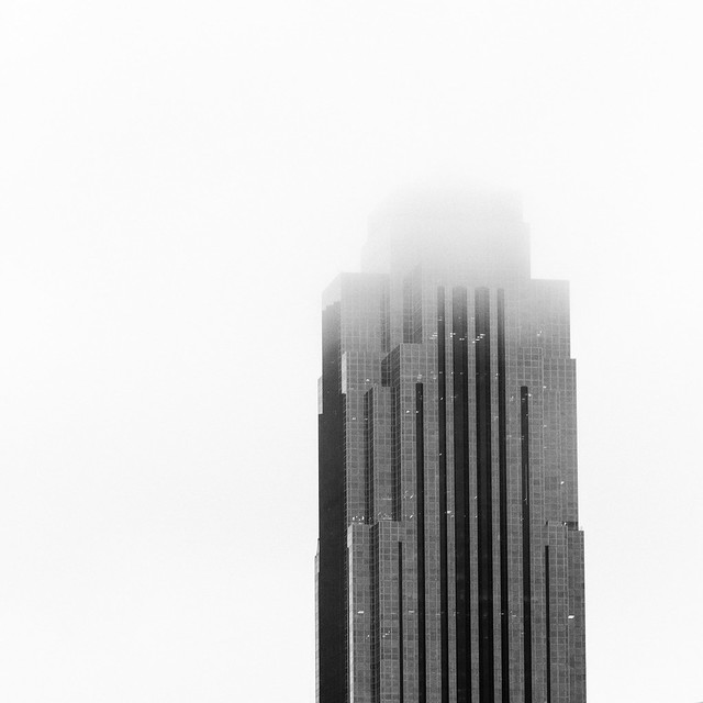 Williams Tower Fog 10162018