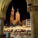 St Mary's Basilica, Krakow