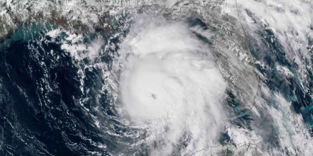 Pourquoi il est difficile de prévoir les tempêtes comme Michael