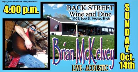 Brian McKelvey 10-14-18