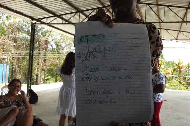 Concurso cultural mobiliza crianças, jovens e adultos do São João do Tupé