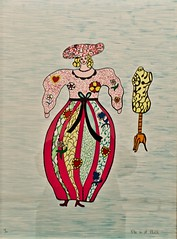 Méchant, Méchant (1993) - Niki de Saint-Phalle (1930 - 2002)